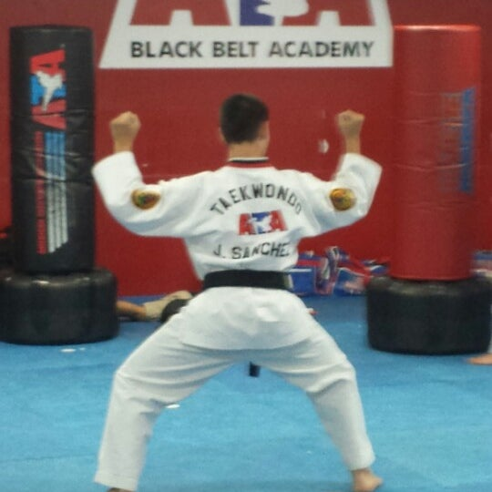 Photo taken at Karate America by Carlos C. on 9/11/2014