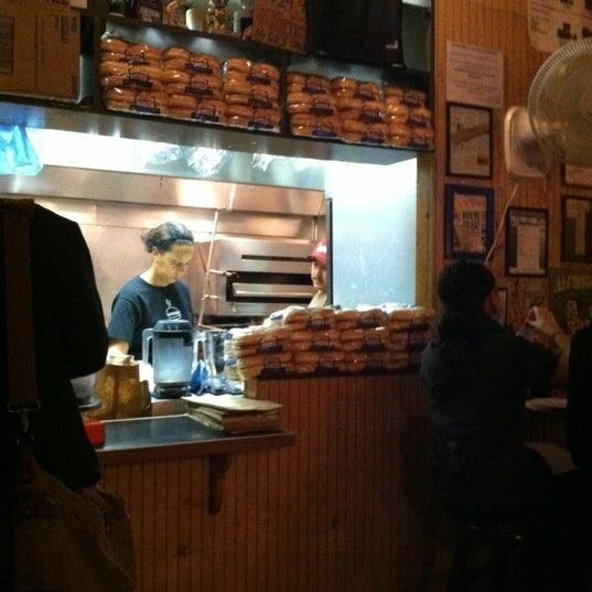 Photo taken at Burger Joint by Harely Q. on 11/13/2012