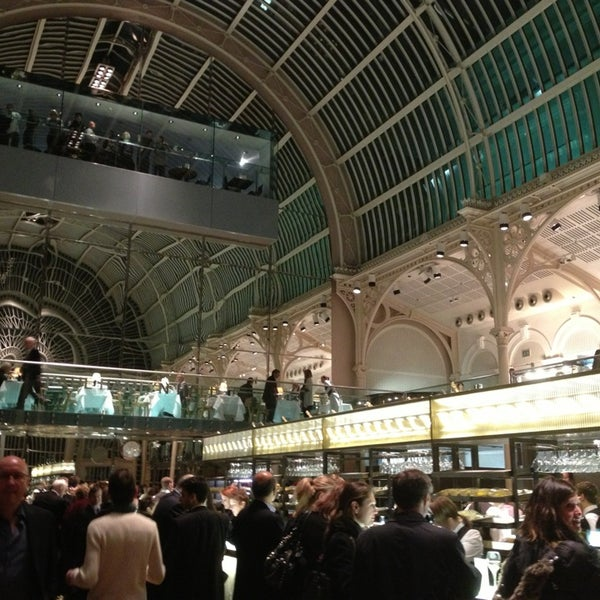 Photo taken at Royal Opera House by Mark W. on 3/12/2013