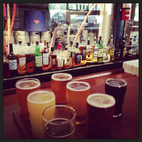 Photo taken at Trinity Brewhouse by Kevin-John B. on 6/13/2013
