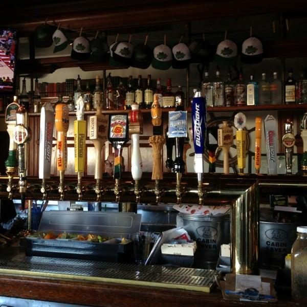 Photo taken at Malarky's Irish Pub by Jeremy M. on 2/17/2013
