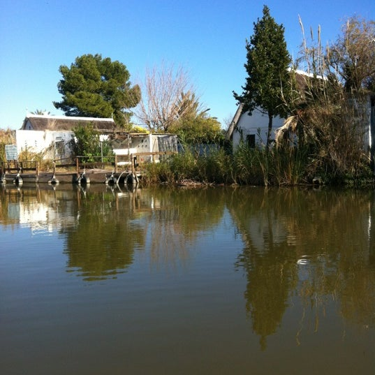 Photo taken at La Albufera by Francisco M. on 12/23/2012