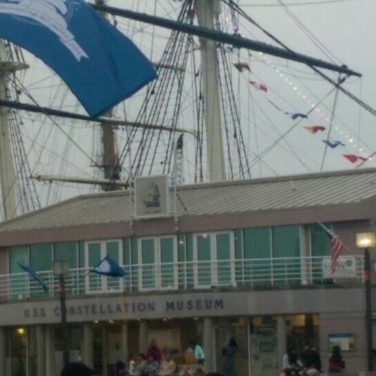 Photo taken at USS Constellation by Prabha M. on 6/5/2016