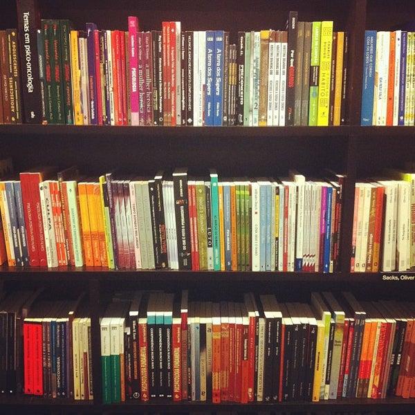 Photo taken at Livraria da Vila by Paloma P. on 5/30/2013