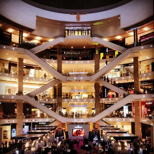 Shopping Kuala Lumpur Malaysia: Pavilion Kuala Lumpur