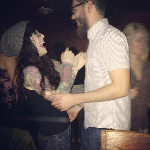 Photo taken at Alibi Room by Amalie Z. on 10/21/2012