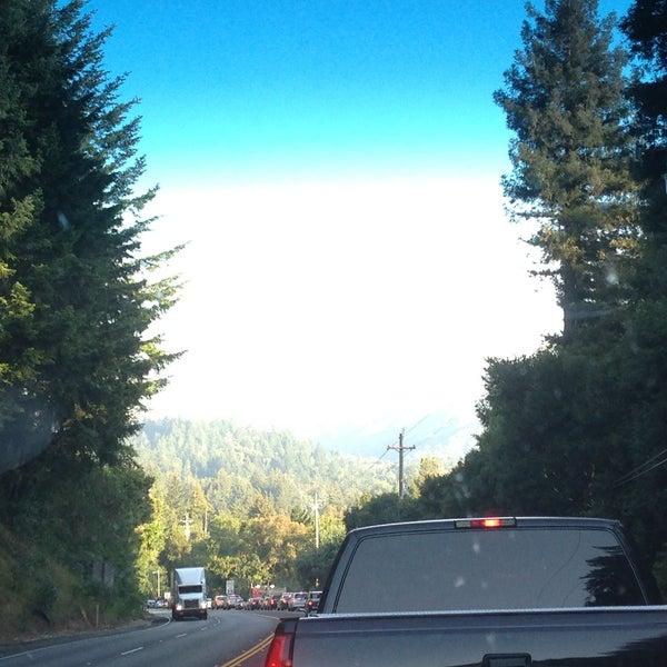 Photo taken at Santa Cruz Mountains by Brn D. on 5/2/2013