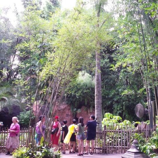 Photo taken at Maharajah Jungle Trek by Jeff W. on 6/25/2014