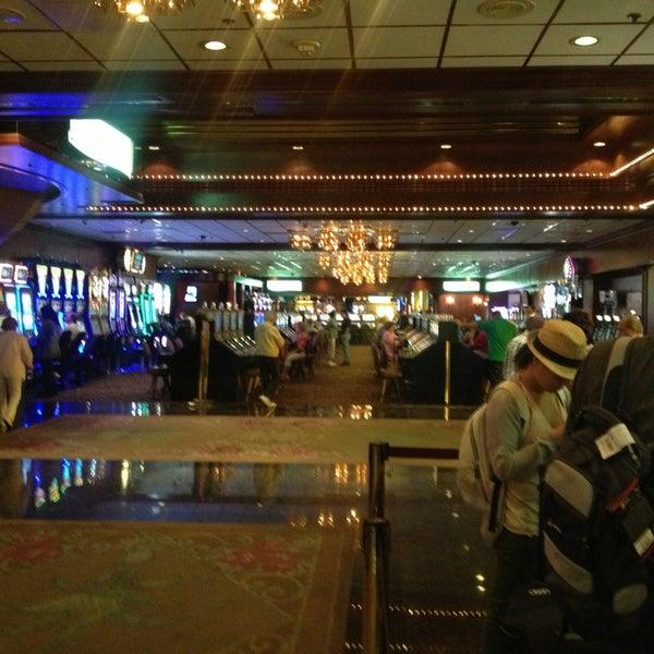 Photo taken at El Cortez Hotel & Casino by Joseph C. on 3/18/2013