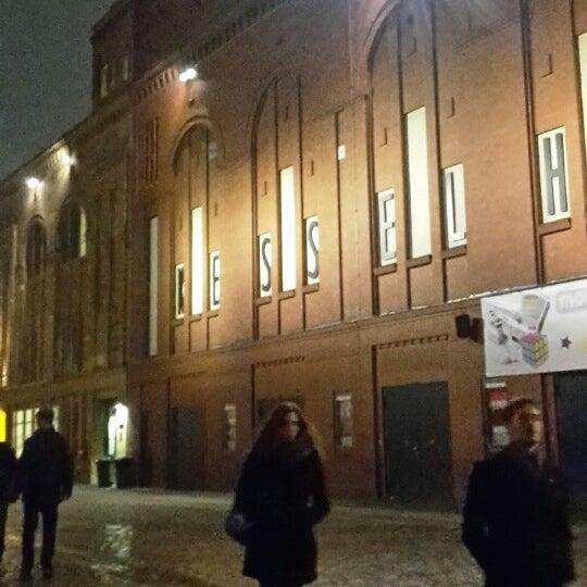 Photo taken at Kulturbrauerei by Anna P. on 1/24/2015