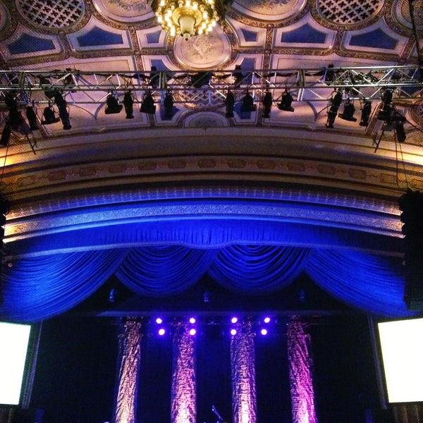 Photo taken at Hammerstein Ballroom by Glenn D. on 4/11/2013