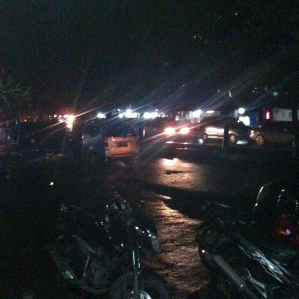 Photo taken at Roti Bakar Eddy by Novan S. on 12/21/2012