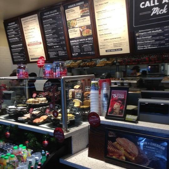 Corner Bakery Cafe Miami Fl