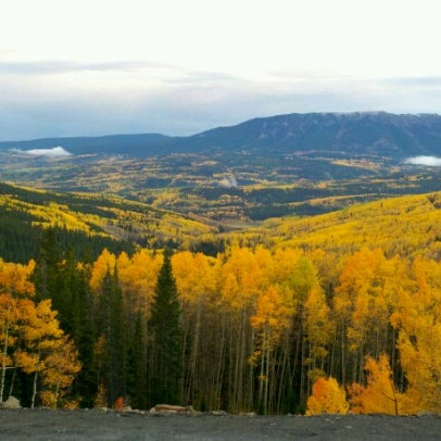 Photo taken at Town of Crested Butte by Tommy B. on 9/25/2012