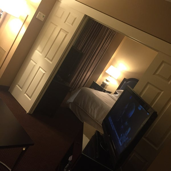 Photo taken at Sheraton Suites Houston Near The Galleria by Terrence H. on 1/1/2015