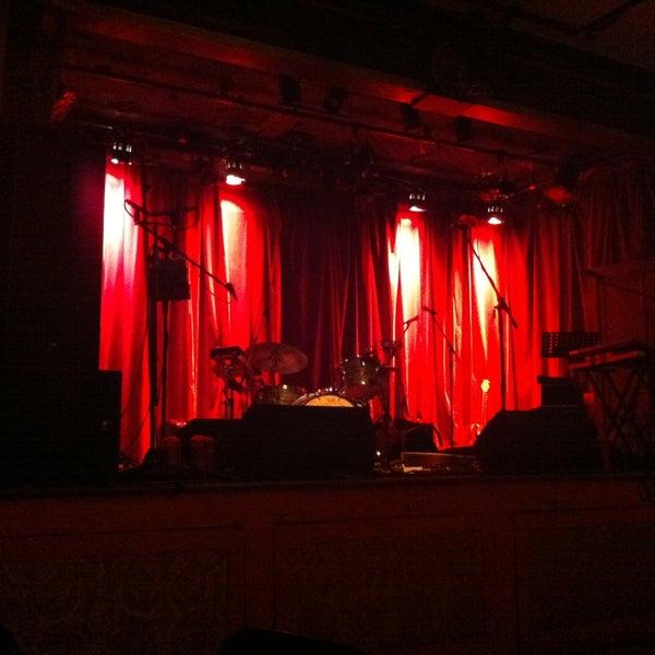 Photo taken at La Sala Rossa by Daniel V. on 4/25/2013