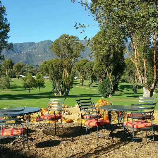 Photo taken at Ojai Valley Inn & Spa by Navid A. on 10/25/2015