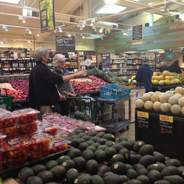 Photo taken at Whole Foods Market by May L. on 6/24/2013
