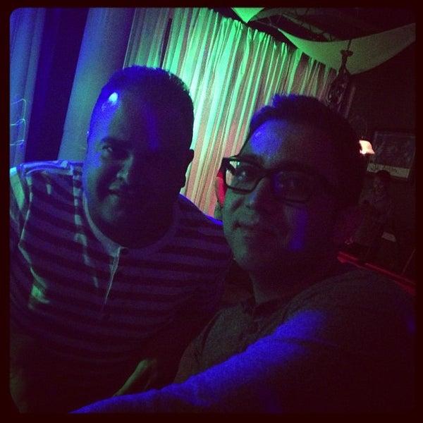 Photo taken at Eros Lounge by Herbert R. on 11/19/2012