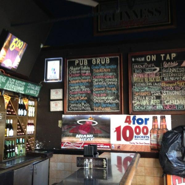 Photo taken at Sharkeys Beer & Wine by David T. on 1/5/2013