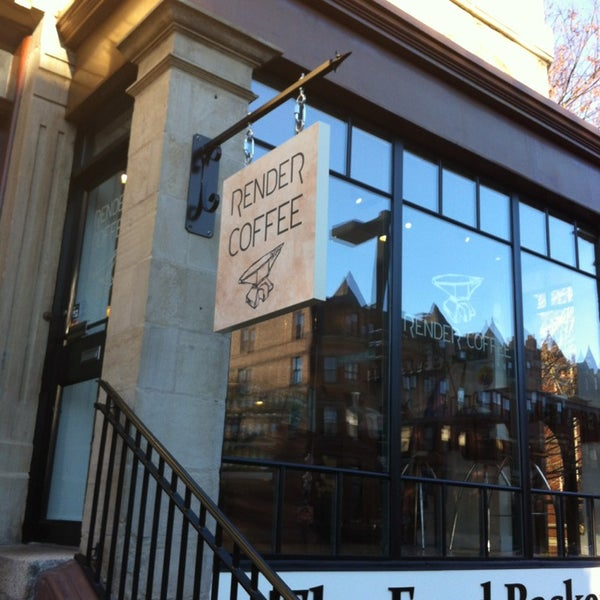 Best Coffee Shops In South End Boston