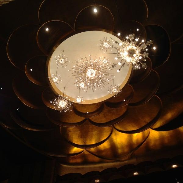 Photo taken at New York City Ballet by Robert M. on 5/25/2013