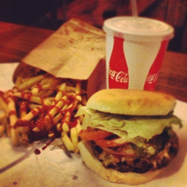 Photo taken at Burger Joint by Noah F. on 11/27/2012