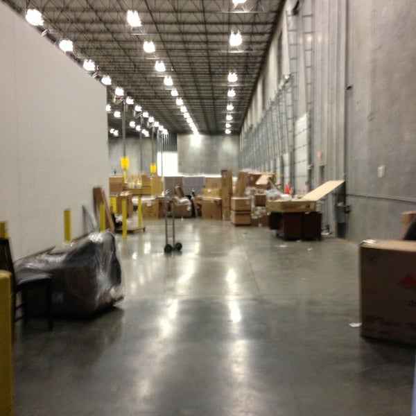Ashley Furniture Distribution Center St Louis MO