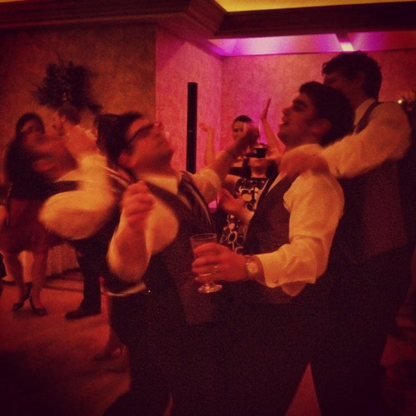 Photo taken at Quidnessett Country Club by Jamie K. on 12/30/2012