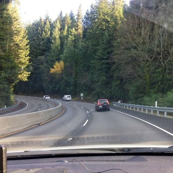 Photo taken at Santa Cruz Mountains by Janice B. on 1/7/2013