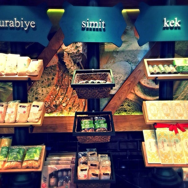 In bakery by divan bakery in te vikiye for Divan patisserie
