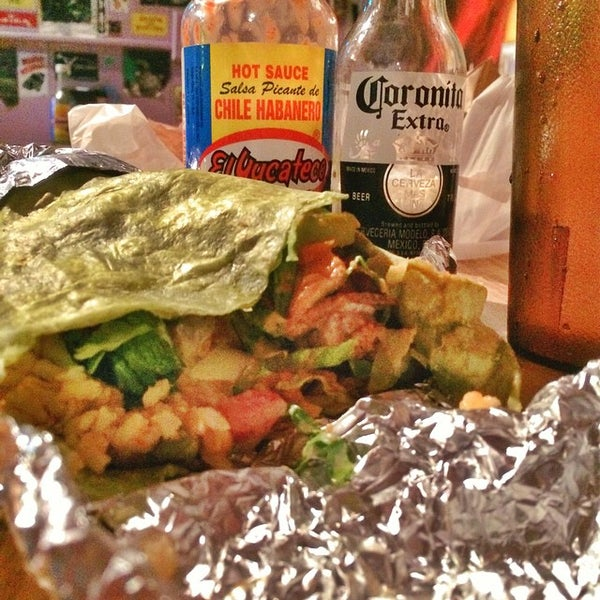 Photo taken at El Loco Burrito by Matt B. on 10/1/2014