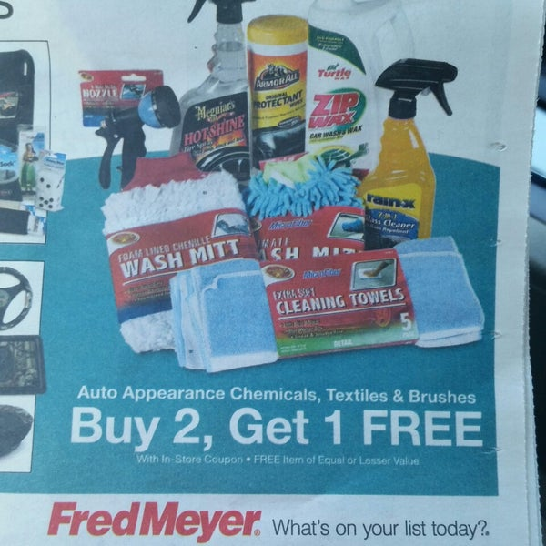 Photo taken at Fred Meyer by Amorous G. on 7/27/2014