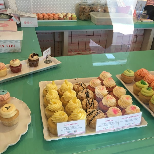 Photo taken at Sift Cupcake & Dessert Bar by Yvonne P. on 8/20/2016