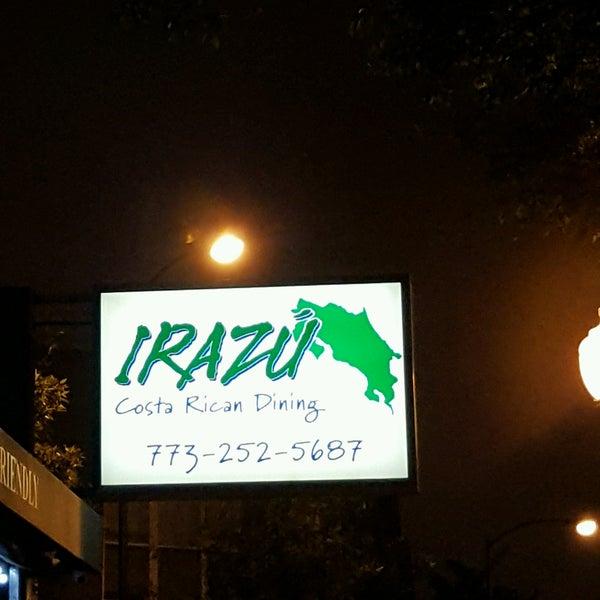 Photo taken at Irazu by Titi G. on 10/1/2016