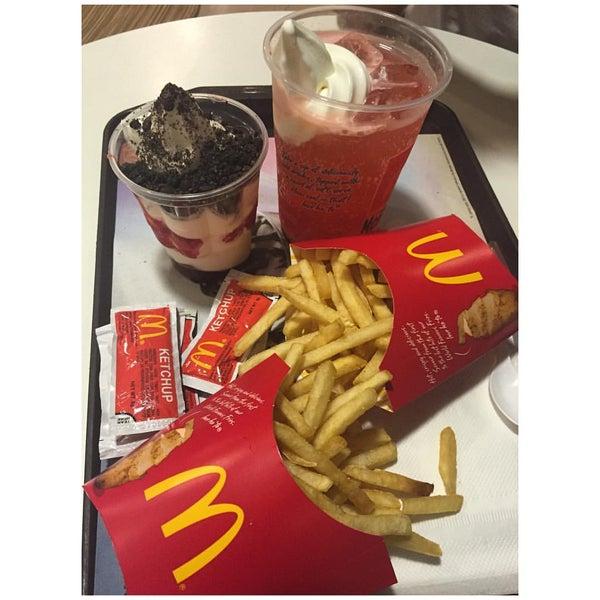 Photo taken at McDonald's by Miel B. on 2/12/2016