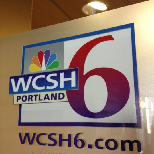 Photo taken at WCSH 6 by Tara M. on 11/14/2012