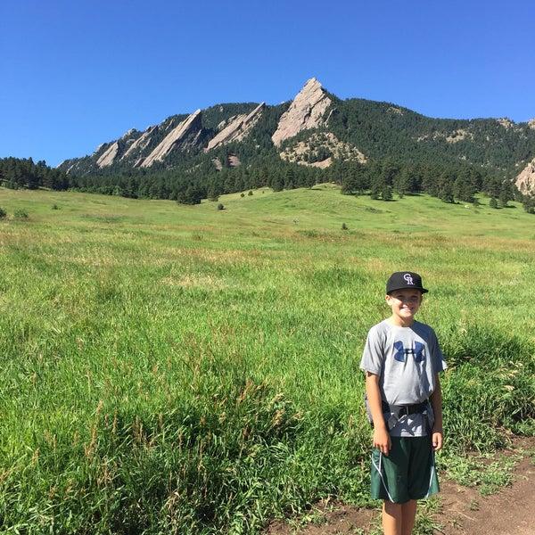 Photo taken at Colorado Chautauqua National Historic Landmark by G T. on 7/22/2015