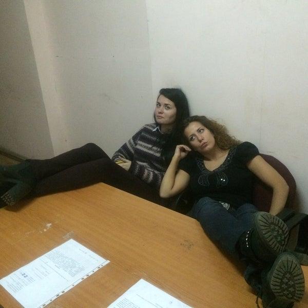 Photo taken at ОМВД по Пресненскому району by Lada K. on 11/1/2015