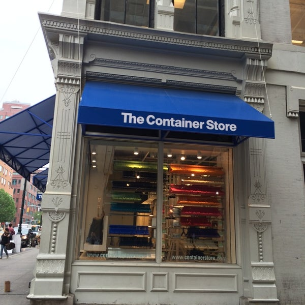 Photo taken at The Container Store by al b. on 5/9/2014