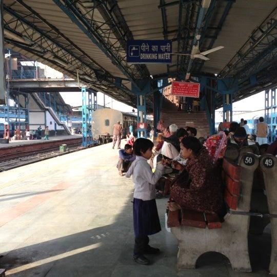 Photo taken at New Delhi Railway Station (NDLS) by Drgaurav S. on 12/5/2012