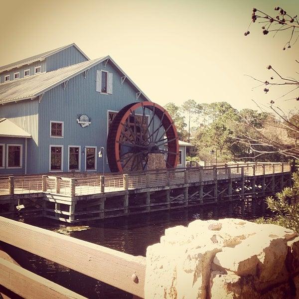 Photo taken at Disney's Port Orleans Riverside Resort by Alcides N. on 12/20/2012