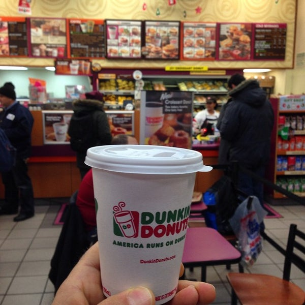 Photo taken at Dunkin Donuts by Ted R. on 12/12/2014
