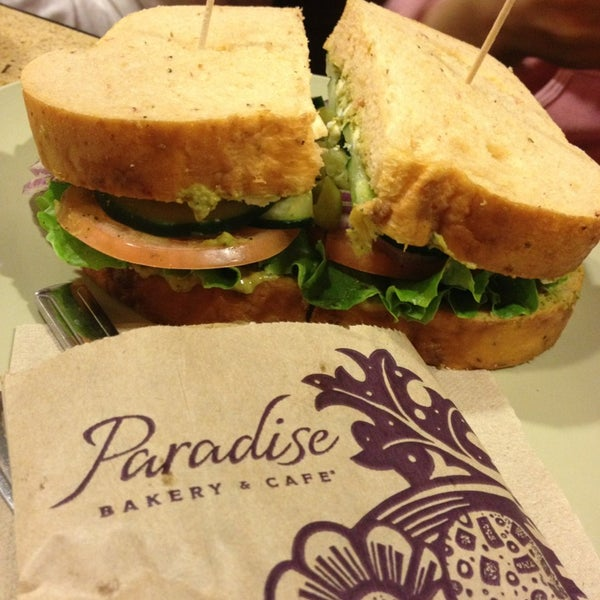 Photo taken at Panera Bread by ASophie Q. on 1/5/2013