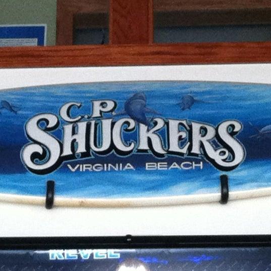 Cp Shuckers Virginia Beach Va