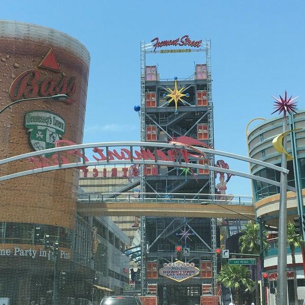 Photo taken at Downtown Las Vegas by Elizabeth M. on 6/27/2016