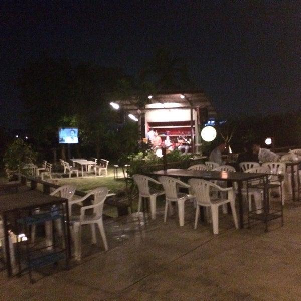 Photo taken at บ้านเอกเขนก by Pramote S. on 2/10/2014