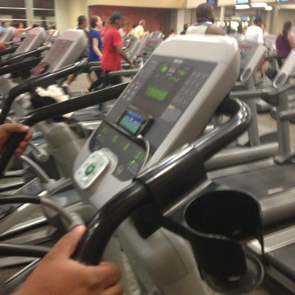 Photo taken at LA Fitness by Elsa J. on 8/20/2013