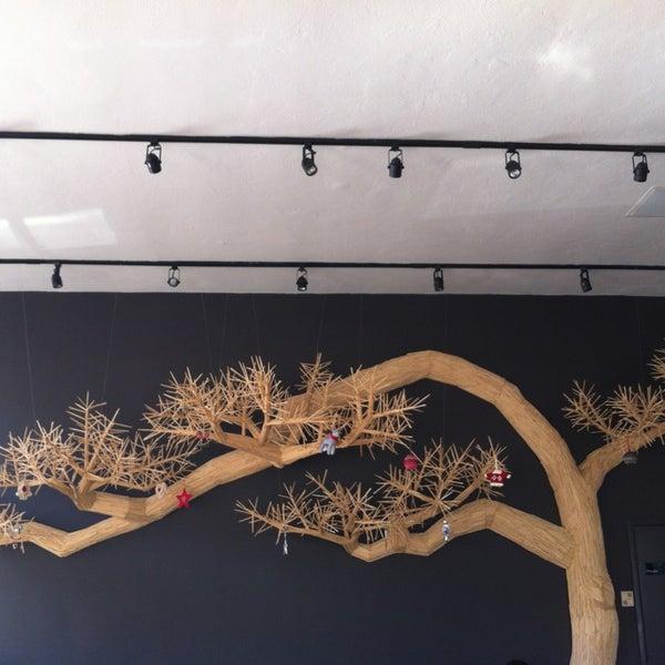 Photo taken at J.Wok by Kristin W. on 12/20/2012