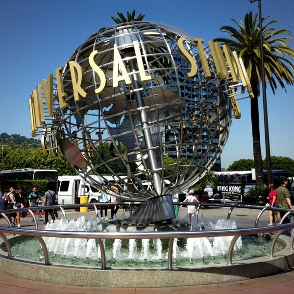 Theme Park In Universal City